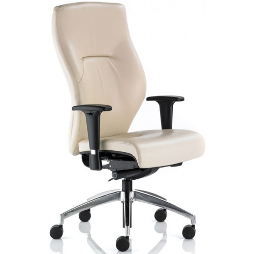 Integrating style and function as well as providing a modern solution for managerial seating.